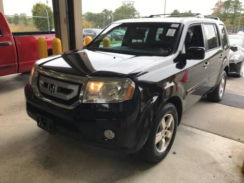 2011 Honda Pilot for sale at Ultimate Motors in Port Monmouth NJ