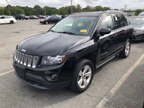 2014 Jeep Compass for sale at Ultimate Motors in Port Monmouth NJ