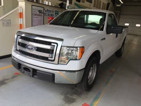 2013 Ford F-150 for sale at Ultimate Motors in Port Monmouth NJ