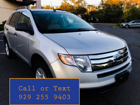 2010 Ford Edge for sale at Ultimate Motors in Port Monmouth NJ