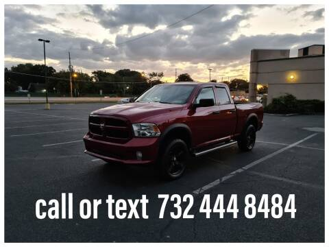 2013 RAM Ram Pickup 1500 for sale at Ultimate Motors in Port Monmouth NJ