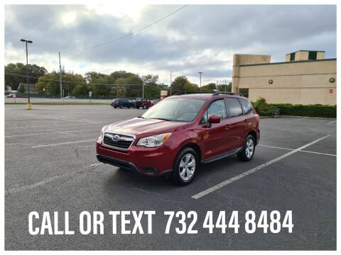 2014 Subaru Forester for sale at Ultimate Motors in Port Monmouth NJ
