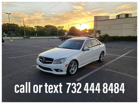 2010 Mercedes-Benz C-Class for sale at Ultimate Motors in Port Monmouth NJ
