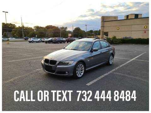 2011 BMW 3 Series for sale at Ultimate Motors in Port Monmouth NJ