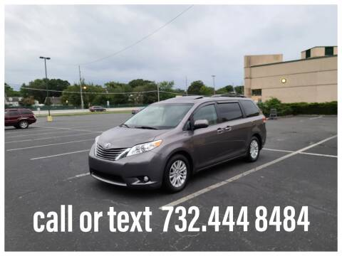 2014 Toyota Sienna for sale at Ultimate Motors in Port Monmouth NJ