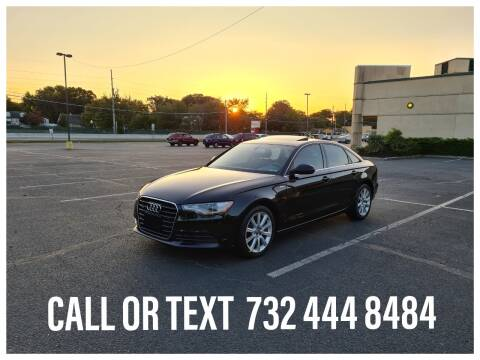 2013 Audi A6 for sale at Ultimate Motors in Port Monmouth NJ