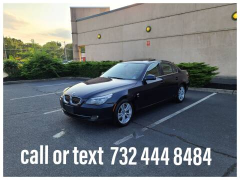 2010 BMW 5 Series for sale at Ultimate Motors in Port Monmouth NJ