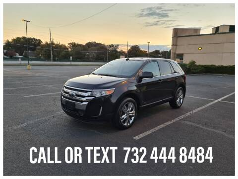 2011 Ford Edge for sale at Ultimate Motors in Port Monmouth NJ