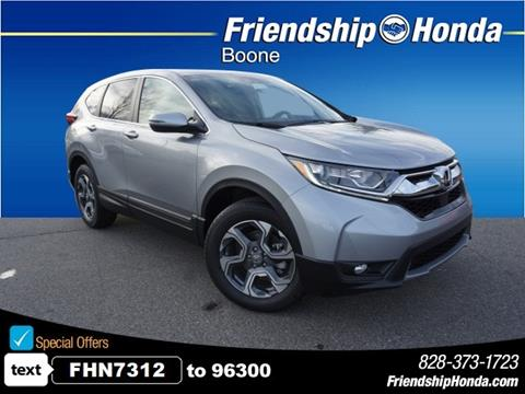 2018 Honda CR-V for sale in Boone, NC