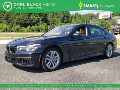 2017 BMW 7 Series for sale in Hiram, GA