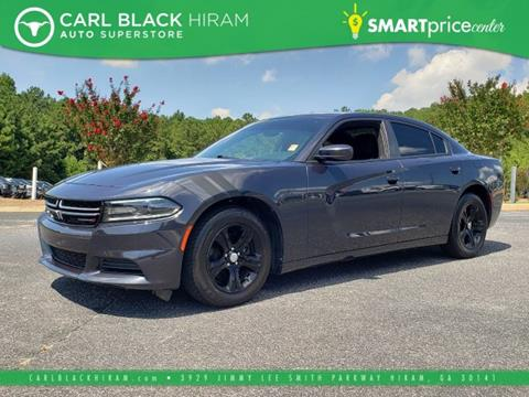 2016 Dodge Charger for sale in Hiram, GA
