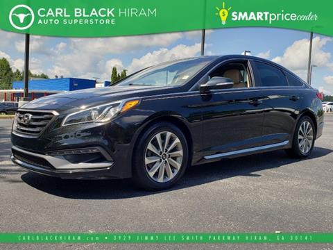 2016 Hyundai Sonata for sale in Hiram, GA