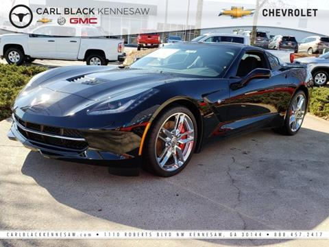 2019 Chevrolet Corvette for sale in Kennesaw, GA