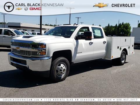 2019 Chevrolet Silverado 3500HD CC for sale in Kennesaw, GA