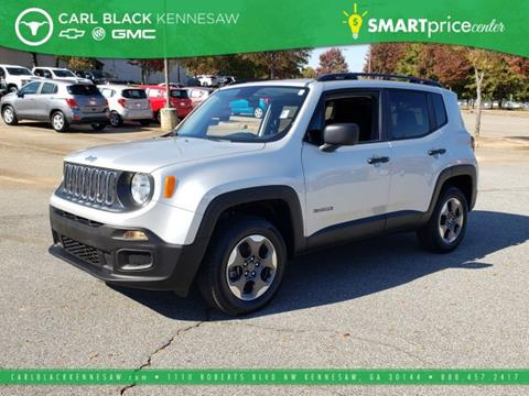 2017 Jeep Renegade for sale in Kennesaw, GA