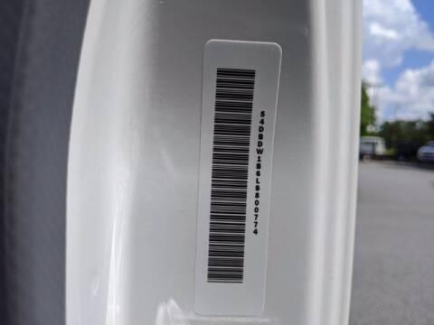 2020 Chevrolet 3500 LCF