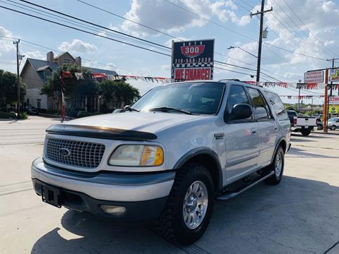2002 Ford Expedition for sale in San Antonio, TX