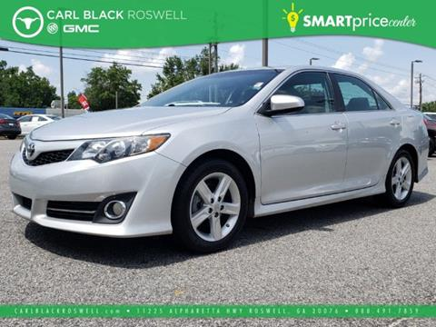 2013 Toyota Camry for sale in Roswell, GA