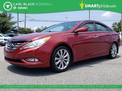 2013 Hyundai Sonata for sale in Roswell, GA
