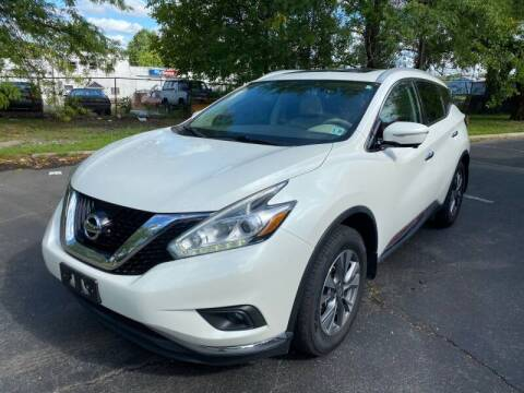 2015 Nissan Murano for sale at Car Plus Auto Sales in Glenolden PA