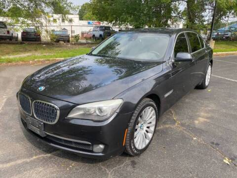 2012 BMW 7 Series for sale at Car Plus Auto Sales in Glenolden PA