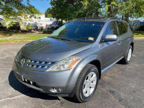 2007 Nissan Murano for sale at Car Plus Auto Sales in Glenolden PA