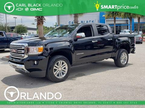 2019 GMC Canyon for sale in Orlando, FL