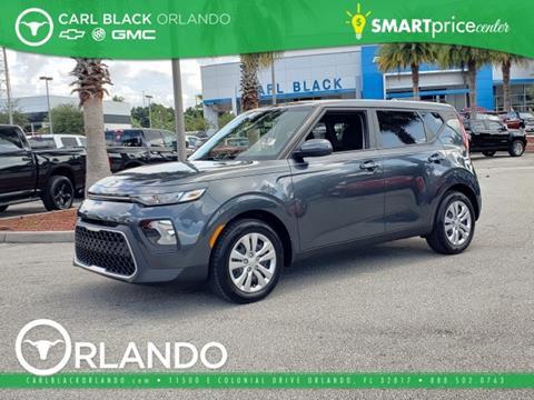 2020 Kia Soul for sale in Orlando, FL
