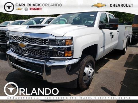 2019 Chevrolet Silverado 3500HD CC for sale in Orlando, FL