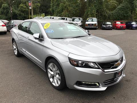 2016 Chevrolet Impala for sale at Mr. Car LLC in Brentwood MD