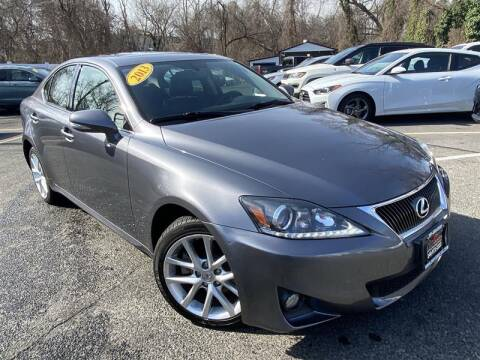 2013 Lexus IS 250 for sale at Mr. Car LLC in Brentwood MD