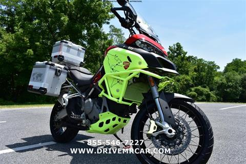 2016 Ducati MULTISTRADA 1200 for sale in Brentwood, MD