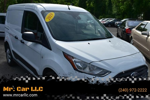 2019 Ford Transit Connect Cargo for sale in Brentwood, MD