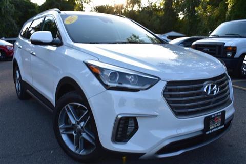 2017 Hyundai Santa Fe for sale at Mr. Car LLC in Brentwood MD