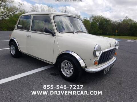 1979 MINI Cooper for sale at Mr. Car LLC in Brentwood MD