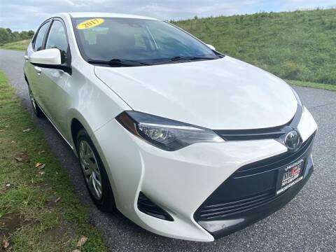 2017 Toyota Corolla for sale at Mr. Car LLC in Brentwood MD