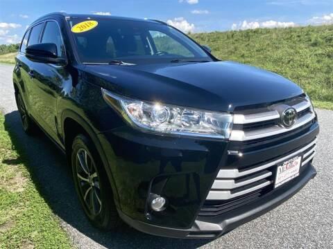 2018 Toyota Highlander for sale at Mr. Car LLC in Brentwood MD
