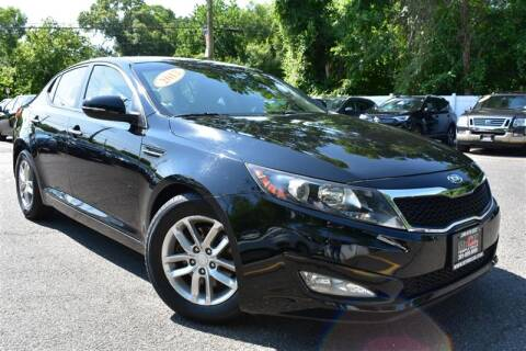 2012 Kia Optima for sale at Mr. Car LLC in Brentwood MD
