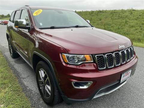 2019 Jeep Grand Cherokee for sale at Mr. Car LLC in Brentwood MD