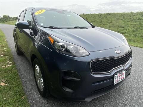 2017 Kia Sportage for sale at Mr. Car LLC in Brentwood MD