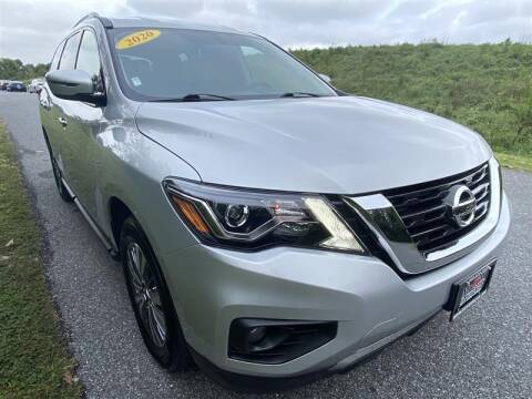 2020 Nissan Pathfinder for sale at Mr. Car LLC in Brentwood MD