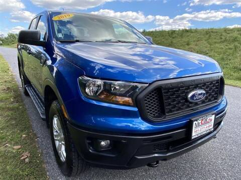 2019 Ford Ranger for sale at Mr. Car LLC in Brentwood MD