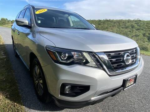 2019 Nissan Pathfinder for sale at Mr. Car LLC in Brentwood MD