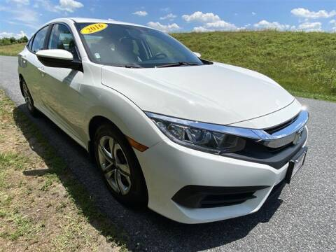 2016 Honda Civic for sale at Mr. Car LLC in Brentwood MD