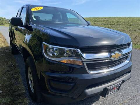2017 Chevrolet Colorado for sale at Mr. Car LLC in Brentwood MD