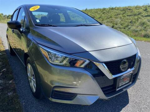 2020 Nissan Versa for sale at Mr. Car LLC in Brentwood MD