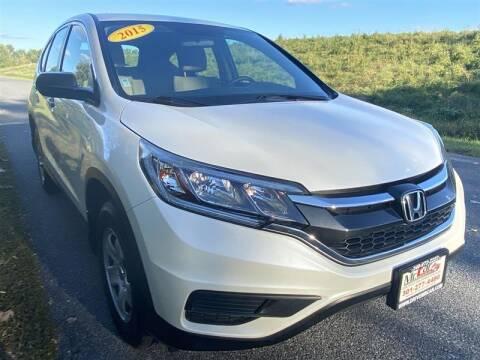 2015 Honda CR-V for sale at Mr. Car LLC in Brentwood MD