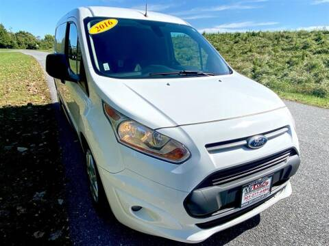 2016 Ford Transit Connect Cargo for sale at Mr. Car LLC in Brentwood MD