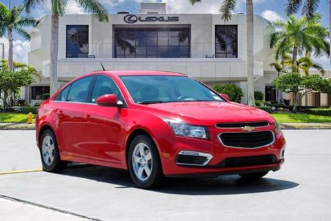 2016 Chevrolet Cruze Limited for sale in Pinecrest, FL