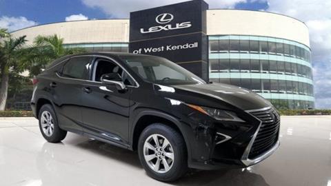 2019 Lexus RX 350 for sale in Pinecrest, FL